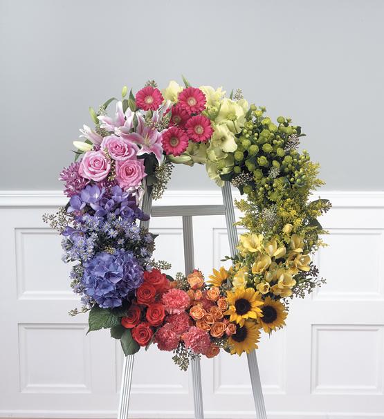 Wreaths and Standing Arrangements